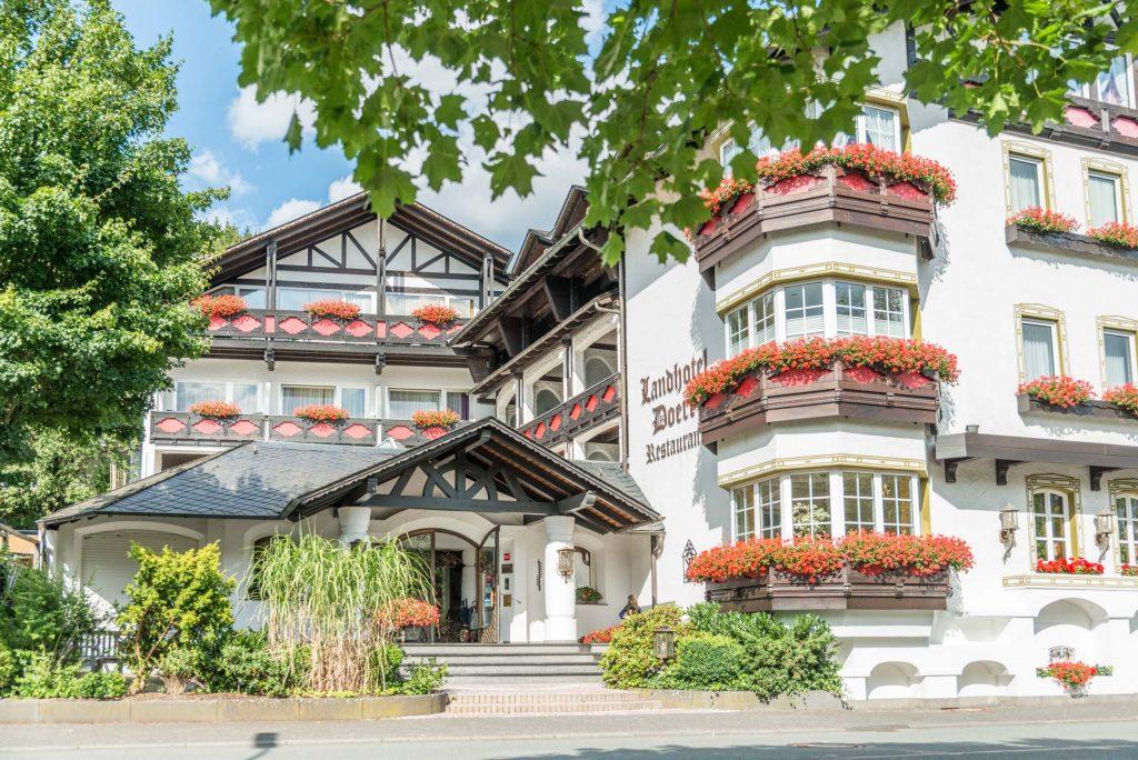 Bad Laasphe Feudingen Hotel