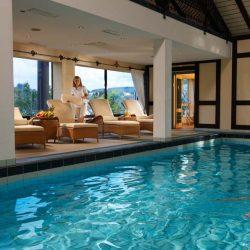 Landhotel Doerr Schwimmbad