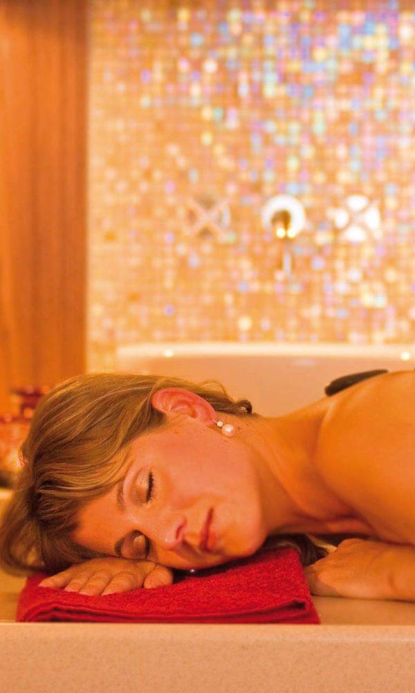 Romantikhotel Doerr Stone Massage
