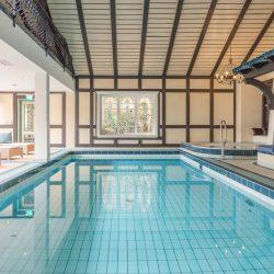 Landhotel Doerr Wellness Schwimmbad