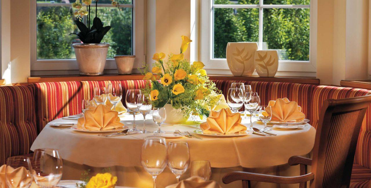 Landhotel Doerr Restaurant