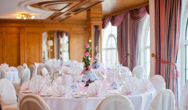 Romantikhotel Feiern